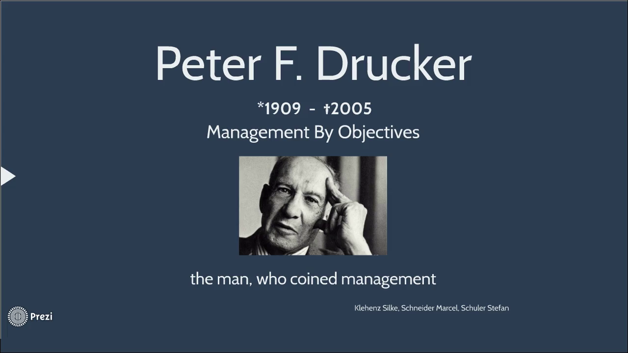 essays on peter drucker Peter drucker was the most renowned management thinker of the 20th century,  but his greatest insights came not from his considerable knowledge, but from his .