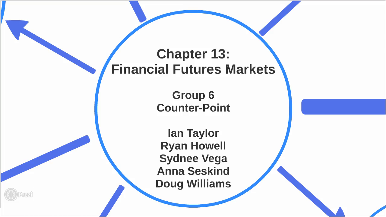chapter 13 financial futures markets Gmt chapter 13 financial markets pdf - bankruptcy is a legal status of a person or other entity that cannot repay debts to creditorsin most jurisdictions, bankruptcy is imposed by a court order, often initiated by the.