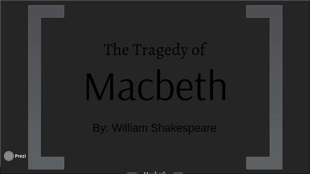 Macbeth - Omnirender